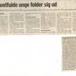 Foromtale Stiftidende + Amtsavisen